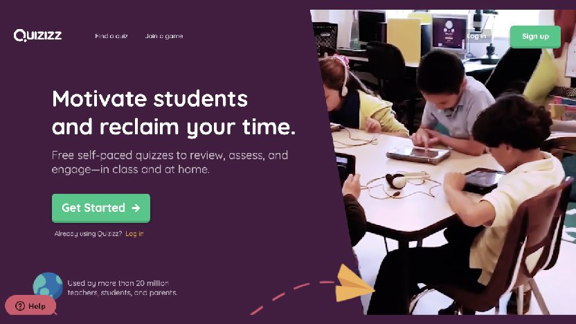 Quizizz -Free Quizzes for Every Student
